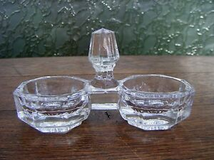 Saliere Saleron Double Cristal Arts De La Table Vaisselle 6er1cvo9-10043651-745746870
