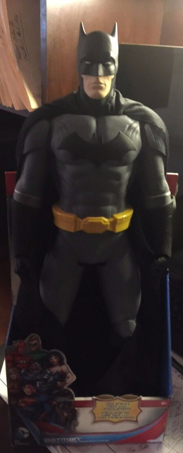DC big figs 20 inch NEW BATMAN