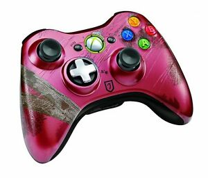 Manette-sans-fil-edition-speciale-Tomb-Raider-Xbox-360-Occasion