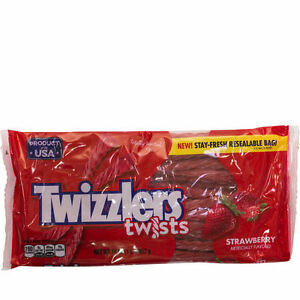 NEW-SEALED-TWIZZLERS-TWISTS-STRAWBERRY-ARTIFICIALLY-FLAVORED-1LB-EACH-BAG