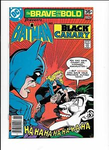 The-Brave-And-The-Bold-141-June-1978-Batman-The-Joker-Black-Canary