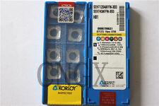 100PCS Aluminum 16IR AG60 H01 16IR 3//8 AG60 (1.5mm-3.0mm)Thread machining