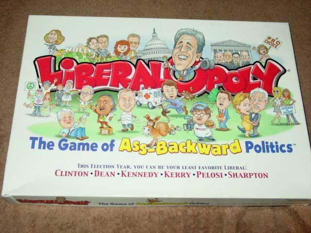 Hh-poligames-liberalopoly-Jeu de  Fesses-Arrière politique-Clinton, Pelosi  réductions et plus