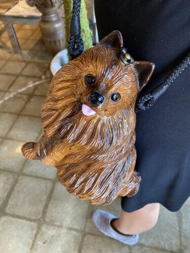 Timmy Woods Pomeranian Handbag