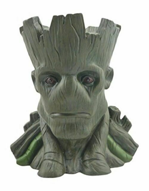 New Marvel Groot Coin Bank Comic Guardians of the Galaxy 2 Toy Action Figure