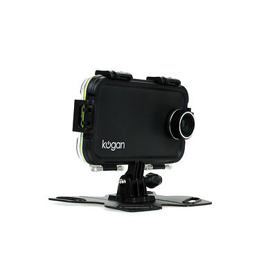 NEW Kogan Action Case with Chest Mount & Fisheye Lens Phone Accessories