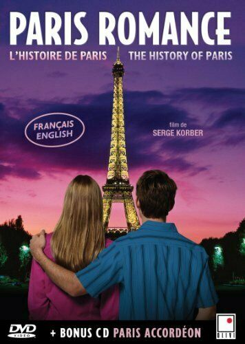 COFFRET PARIS ROMANCE + PARIS ACCORDEON (2PC) NEW DVD