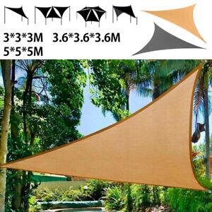 Sun-Shade-Sail-Garden-Patio-Party-Sunscreen-Awning-Canopy-98-UV-Block-Triangle