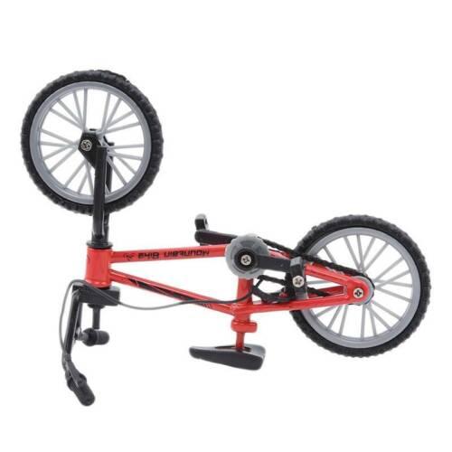 Mini Finger Bicycle Model s Tech Deck Simulation Mountain Bike Cycling FI