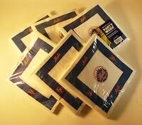 144 Mets Dinner Napkins - Nbl Great For Parties, Picnics And Tailgating