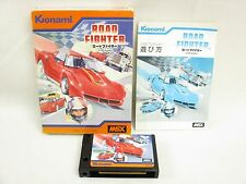 MSX ROAD FIGHTER Item ref/3385 Import Japan Video Game msx