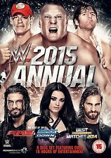 WWE Annual 2015 6er [DVD] *NEU* The Best of Raw, Smackdown & PPV Matches 2014