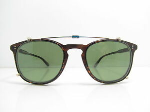 garrett leight california sunglasses new eyewear clip on