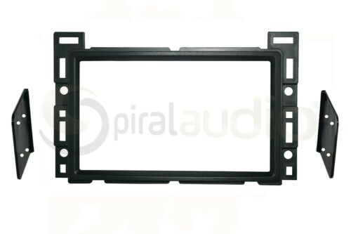 Radio Stereo Installation Mounting Dash Kit Standard /& Oversized 2DIN KT-GM005B