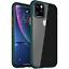 COVER-per-Iphone-11-Pro-Max-BUMPER-SILICONE-CUSTODIA-RETRO-TRASPARENTE-SLIM miniatura 14
