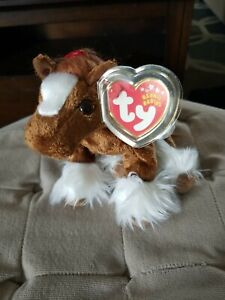 Ty Beanie Baby  - Hoofer The Clydesdale