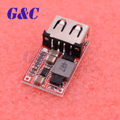 6-24V 12V//24V to 5V 3A CAR USB Charger Module DC Buck step down Converter
