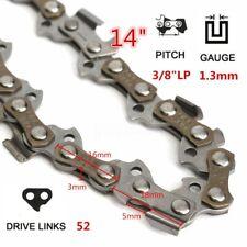 91 0.050 1.3mm 57 DL Chainsaw Saw Chain 2 x 3//8 LP