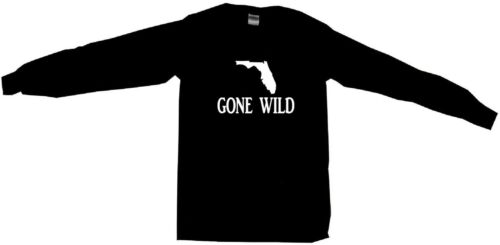 Florida Gone Wild Mens Tee Shirt Pick Size Color Small-6XL