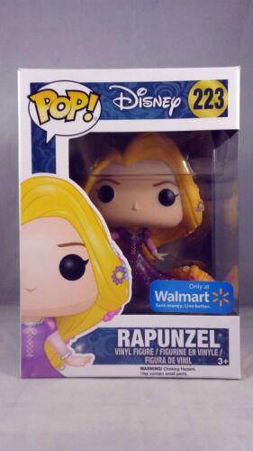 Funko Pop Disney 223 Transluscent Glitter Dancing Rapunzel Walmart Exclusive