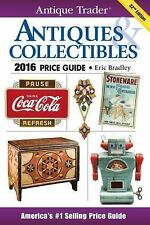 Antique Trader: Antique Trader Antiques and Collectibles Price Guide 2016 NEW