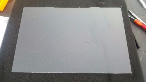 "Macbook pro 13/"" A1425 lcd screen back rear hard plastic Plexi clear sheet"