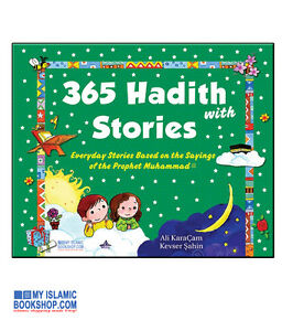 365-HADITH-WITH-STORIES-HB-ISLAMIC-BOOKS-MUSLIM-CHILDREN-KIDS-GIFT-IDEAS