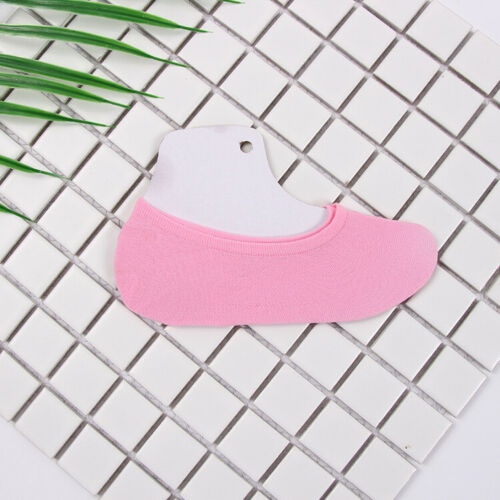 Summer Women Boat Socks Invisible sz Color Candy Free Breathable Ankle Sock Low
