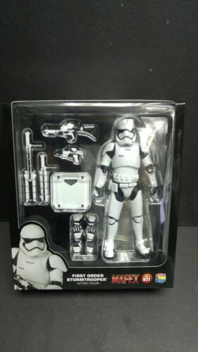in stock MEDICOM TOY MAFEX Star Wars First Order Storm Trooper Figure