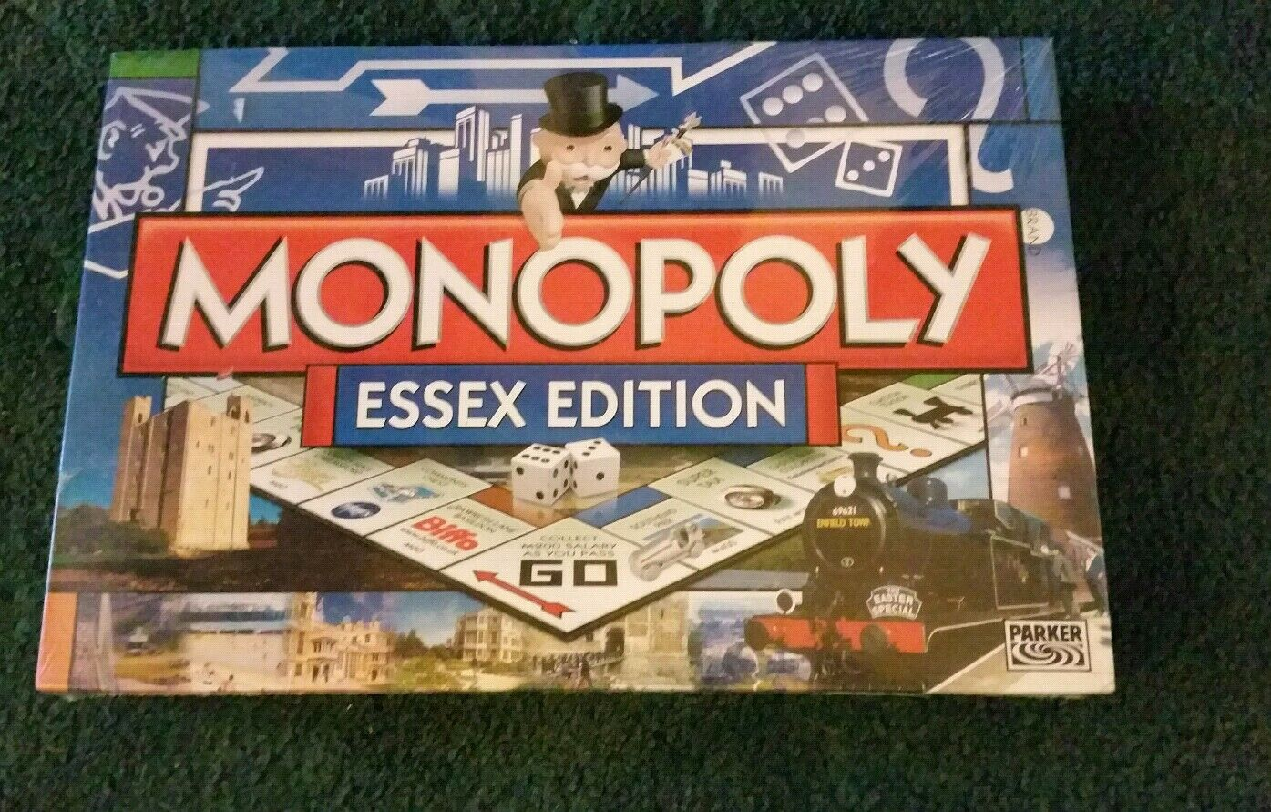 MONOPOLY ESSEX EDITION. BRAND NEW.  SEALED