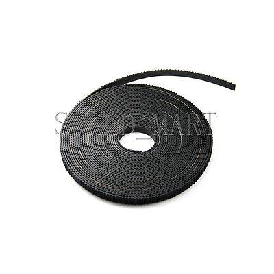 3D Printer GT2 Timing Belt 6mm Width L:118mm 2270mm For RepRap Prusa Mendel