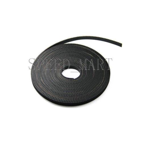 RepRap GT2 Timing Belt 6mm wide 2mm pitch 2GT for 3D Printer Prusa Mendel 1m