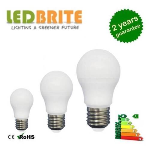 E27 Edison LED Cool White/ Warm White LIGHT BULB GLS Style 4/6/8/10/12 Watts