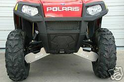 Skid Plates Polaris RZR 800-08-14 Stik-Gards Front /& Rear Boot Guards