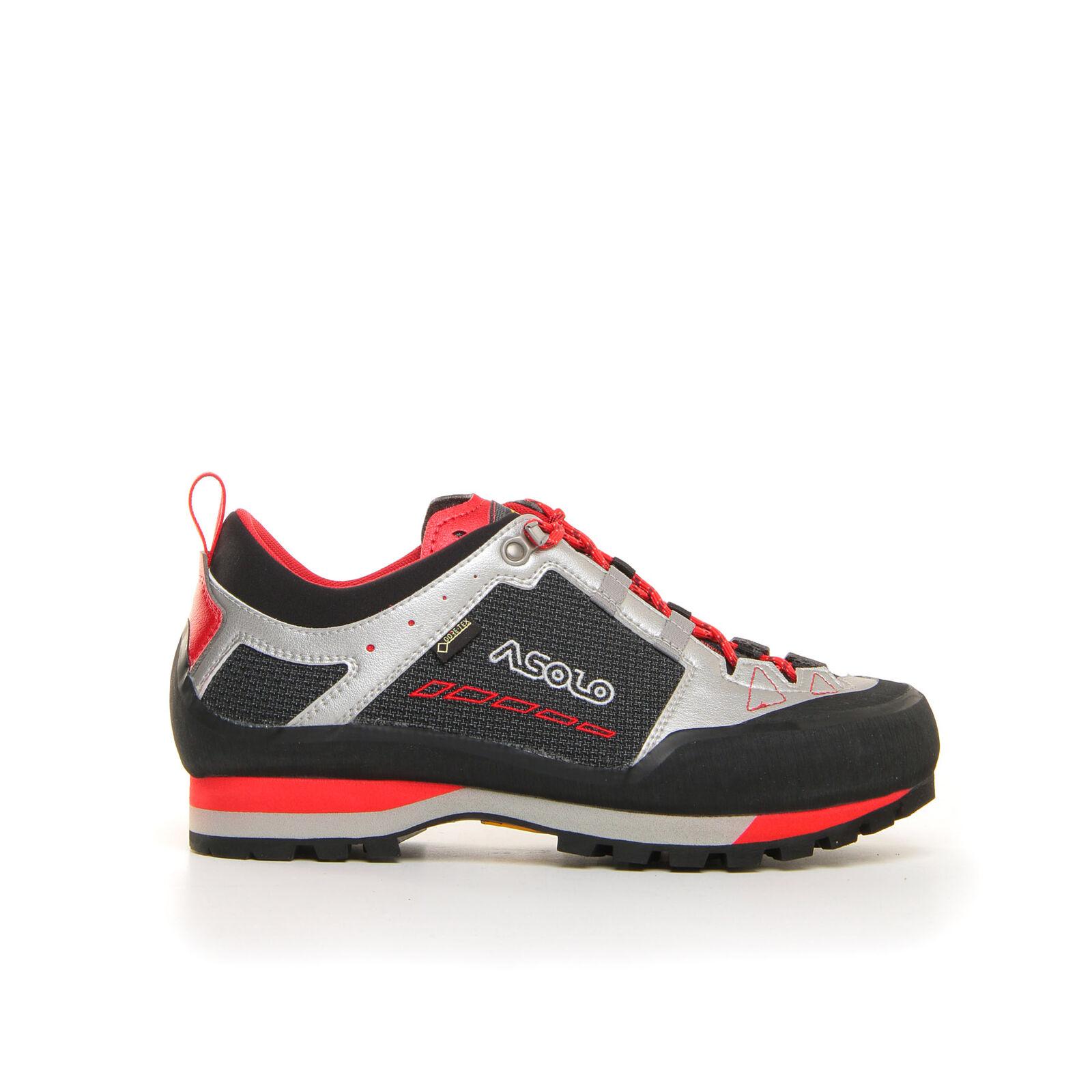 ASOLO FRENEY LOW shoes TREKKING men A01040 A386