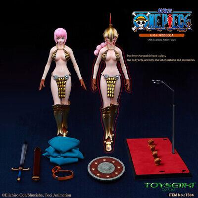 TS04 Seamless Action Figure Rebecca 1//6 Scale Figure One Piece TOYSEIIKI