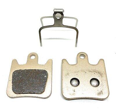 Bike brake pads organic for HopeTech X2 X2 Race Mini V2 Tech V3 brakes.