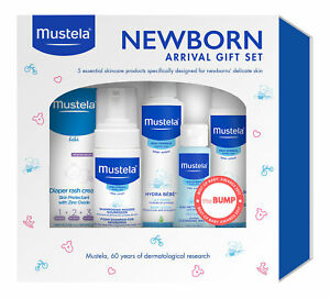 Mustela-Newborn-Arrival-Set-Baby-Skin-Care-Product