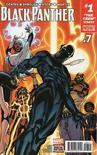 Black Panther #7 (NM)`16 Coates/ Sprouse