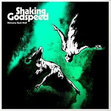 Shaking Godspeed - Welcome Back Wolf (CD)  NEW/SEALED  SPEEDYPOST