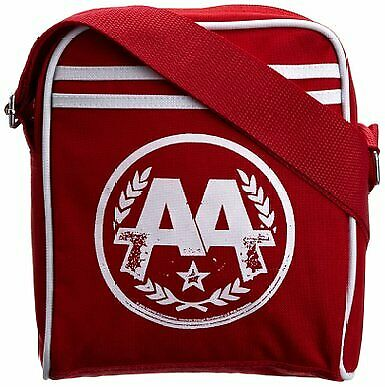 Asking Alexandria - Circle Logo Rosso Borsa Mini Reporter Phm Materiale Selezionato