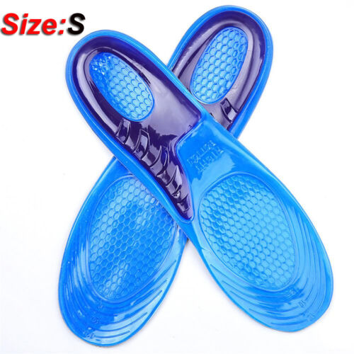 Pain Relief Heel Pain Arch Support Cushion Plantar Fasciitis Orthotic Insoles