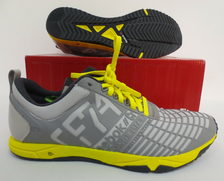 REEBOK CROSSFIT Sprint entrenador zapatos Correr Caminar Gimnasio Ejercicio Nuevo