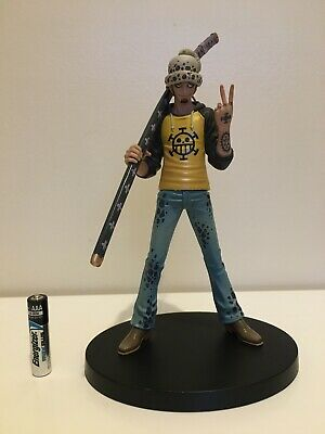 ☀ One Piece Movie Stampede Trafalgar Law Banpresto Grandline Men Vol 5 Figure ☀