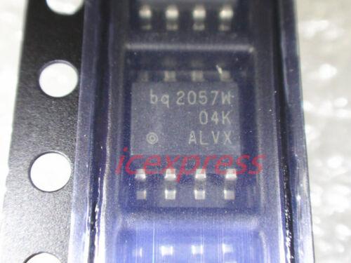 10PCS BQ2057 BQ2057W BQ2057WSNTR SOP-8