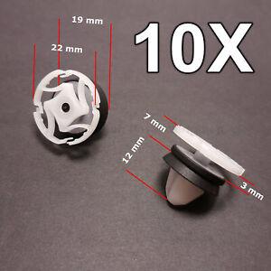 10x-Panneau-de-Porte-Fixation-support-porte-clips-pour-renault-peugeot-citroen