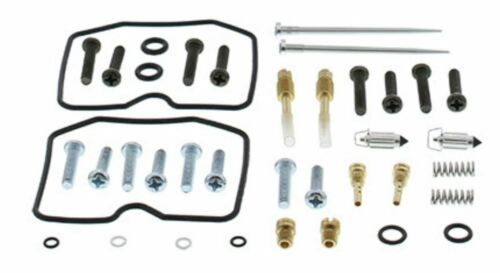 Carb Rebuild Repair Kit Kawasaki EX500 Ninja 500 1987-2009 O-rings Gaskets Jets