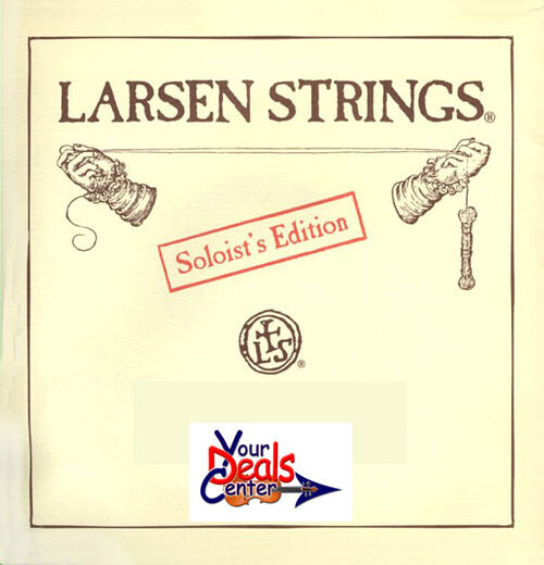 Originale Larsen Violoncello un Stringa 4 4 Soloist Medio