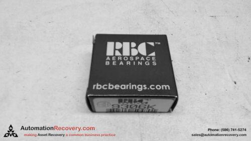 NEW #108788 RBC 9306K AIRFRAME BEARING 30MM X 47MM X 9MM