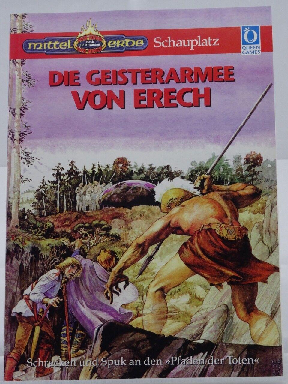 MERS - Die Geisterarmee von Erech - (Queen Games, Mittelerde) 101001002